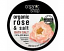 "Baths Salt ""Rose"" with Certified Organic Rose Oil"