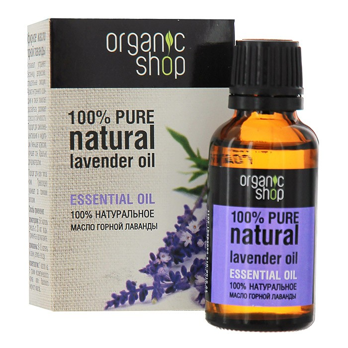 Mountain lavender essential oil, 30 ml