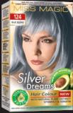 "Hair Colour ""Miss Magic"" 108 G - #124 Blue Blond With Jojoba, Avocado Oil, Almond Oil"