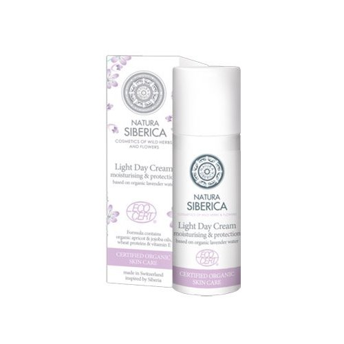 "Light Day Cream ""Moistening and Protection"" 50ml"