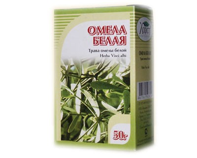 Herb of Omela White