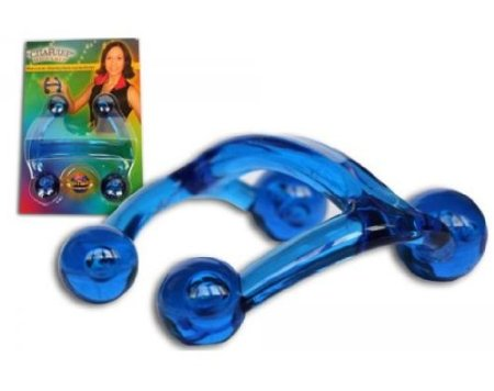 Spider massager for anti cellulite and classic massage