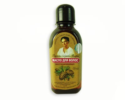 Oil for hair - Restores