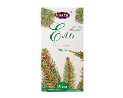 Essential oil of Spruce 100% 10 ml