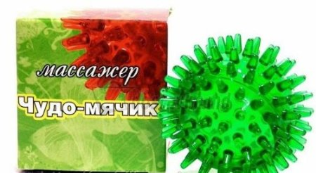 """""""Wonder ball"""" anti cellulite and stress relief massager"""