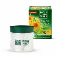 Phyto Night Face Cream arnica and honeysuckle for 45+ 45 ml
