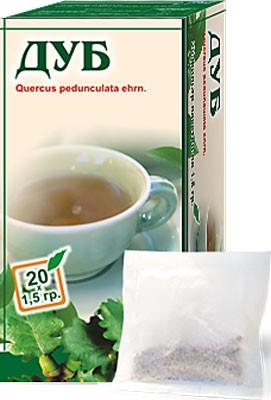 Altai Farm Herb Oak Filter Packets #20/1.5 G