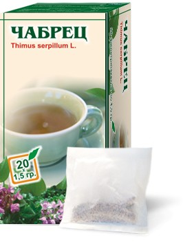Altai Farm Herb Thyme Herb Filter Packets #20/1.5 G