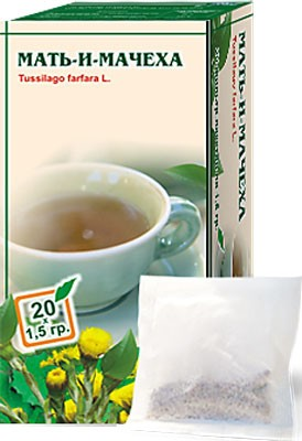 Altai Farm Herb Foalfoot Filter Packets #20/1.5 G