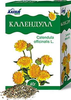 Altai Farm Herb Calendula 40g
