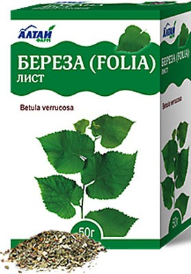 Altai Farm Herb Birch (folia) 50g