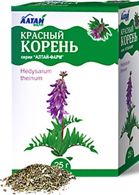 Altai Farm Herb Red Root 25g