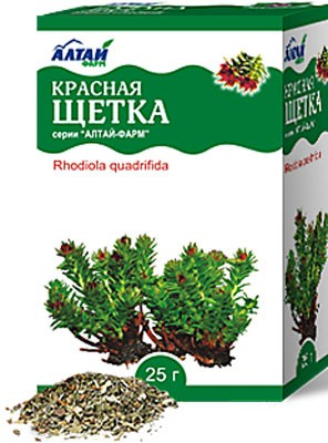 Altai Farm Herb The Red Brush 25g