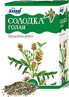 Altai Farm Herb Liquorice 50g