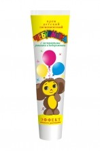 "Baby Care Cream ""Cheburashka"" with Camomile and Lamb's Foot, 44 G"