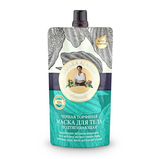 Black Peat Mask Body Firming, 100 ml