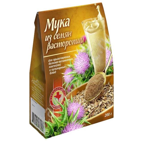 Thistle Seed Flour, 7.05oz (200g)