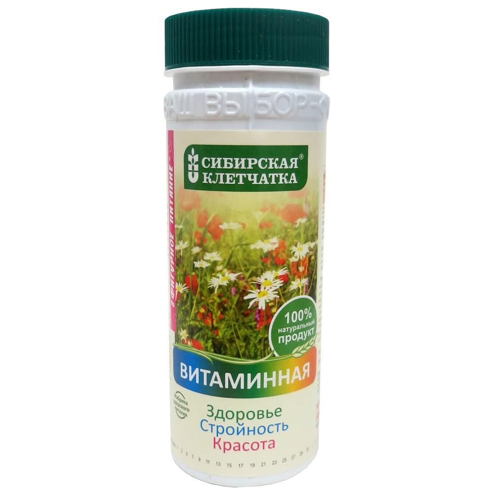 100% Natural Siberian Vitamin Fiber, 6oz (170g)