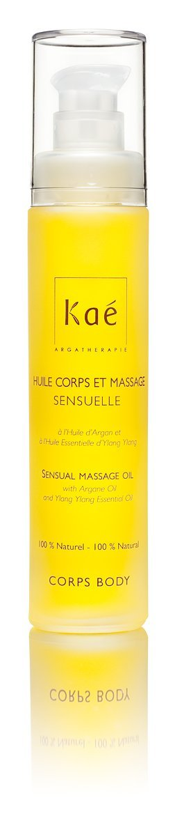 Kae Massage Oil sensual, 50 ml