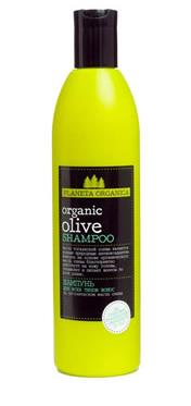 ORGANIC OLIVE Shampoo with organic olive oil for all hair types 360ml