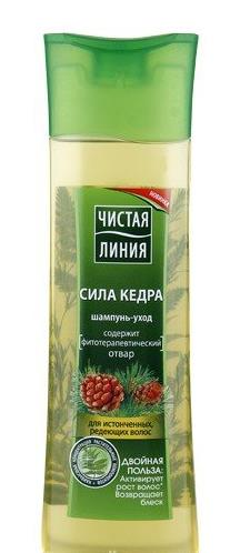 "Shampoo Treatment for Thinning Hair ""Power Cedar"" 400ml"