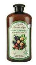 "Bubble Baths ""Herbal Collecting #1"" with Juniper, Cranberries, Cloudberries 600 ml"