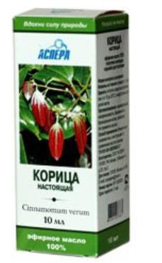 100% Natural Cinnamon (Cinnamonum Verum) Essential Oil, 10 ml