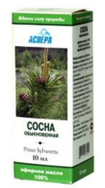 100% Natural Scots Pine (Pinus Sylvestris) Essential Oil, 10 ml