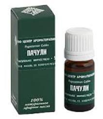 100% Natural Pachuli Essential Oil, 10 ml