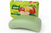 Fresh apple soap 75g