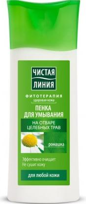 Herbs Foam Wash with Chamomile 100 Ml