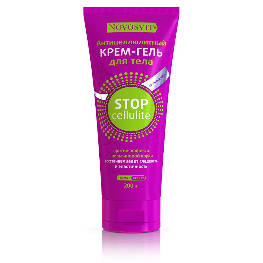 Anti-Cellulite Cream-Gel for Body 250 ml