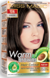 "Hair Colour ""Miss Magic"" 108 G - #106 Auburn With Jojoba, Avocado Oil, Almond Oil"