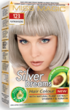 "Hair Colour ""Miss Magic"" 108 G - #123 Platinum Blond With Jojoba, Avocado Oil, Almond Oil"