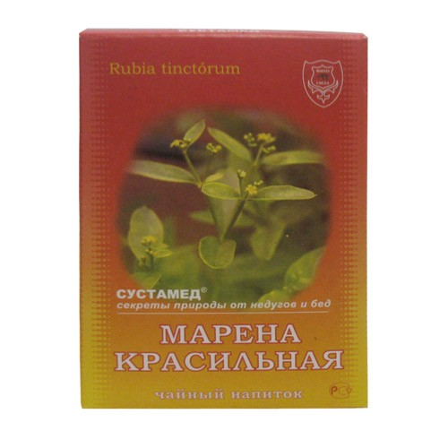 Rubia Tinctorum Tea Drink for Kidney Stones 50 g