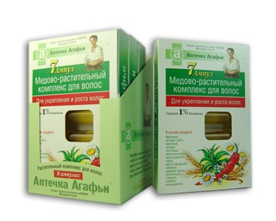 Herbal-Honey complex for Hair