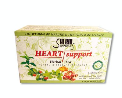 Herbal tea heart support 20 bags