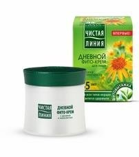 Phyto Day Face Cream arnica and honeysuckle for 45+ 45 ml