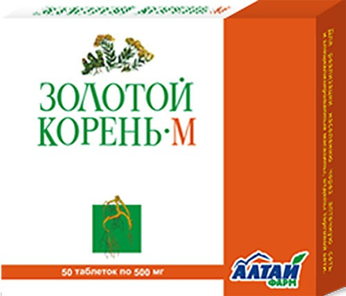 Altai Farm Herb Golden Root With The Roots Of Rhodiola M 0,5 #50