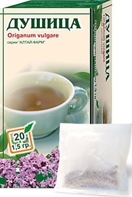 Altai Farm Herb Marjoram Filter Bags Of 1.5 Grams #20