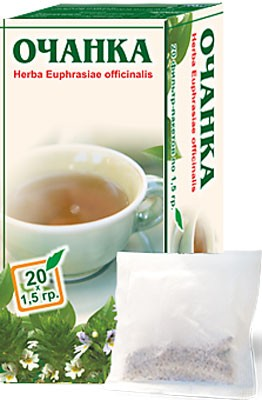 Altai Farm Herb Euphrasia Filter Packets #20/1.5 G