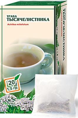 Altai Farm Herb Milfoil Filter Packets #20/1.5 G