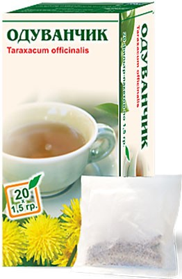 Altai Farm Herb Dandelion Root Filter Packets #20/1.5 G