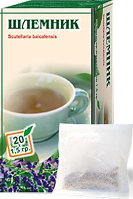 Altai Farm Herb Baikal Skullcap Filter Packets #20/1.5 G
