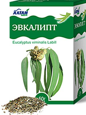 Altai Farm Herb Eucalyptus Leaves 50g