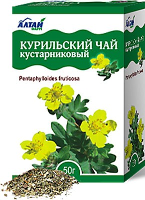 Altai Farm Herb Kuril Tea Bush 50g