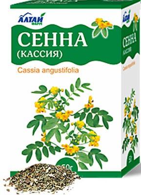 Altai Farm Herb Senna Leaf 50g