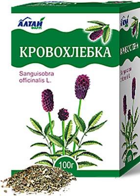 Altai Farm Herb Burnet 100g