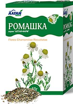 Altai Farm Herb Chamomile Drug 50g