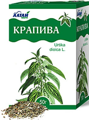 Altai Farm Herb Dioica Nettle Leaves 50g